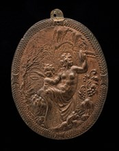 Venus and Cupid, early 17th century.