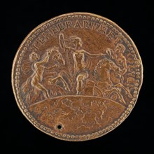 Aurora Stepping from a Car [reverse], c. 1518.
