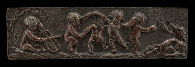 Five Putti at Play, early 16th century.