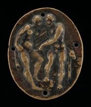 Pan and Syrinx, 16th century.