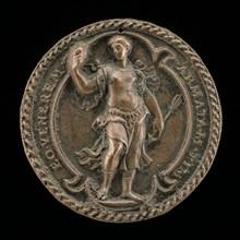 Venus in Armour, second quarter 16th century.