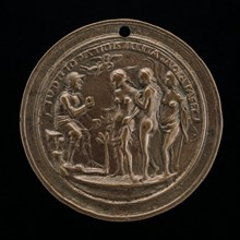 The Judgment of Paris, 16th century.