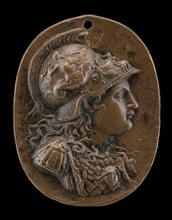 Minerva, 16th century. After the Antique.