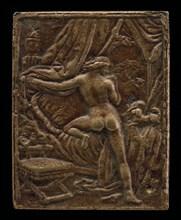 The Rape of Lucretia (?), 16th century. Probably Italian.