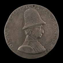 Louis XI, 1423-1483, King of France 1461 [obverse], c. 1460/1466.