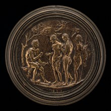 Judgment of Paris, second half 15th century.