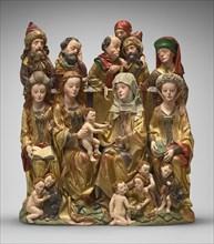 The Holy Kinship, c. 1480/1490.