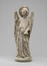 Angel of the Annunciation, c. 1340.