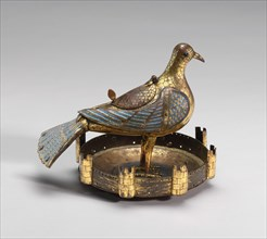 Pyx in the Form of a Dove, c. 1220/1230.
