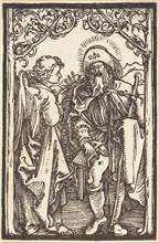 Saint Roch, c. 1500.