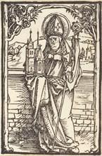 Saint Wolfgang, c. 1500.
