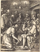 Christ Washing the Feet of the Disciples, 1509/1510.