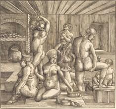 Women's Bath, c. 1505/1510.