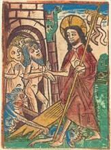 Descent into Limbo, c. 1490.