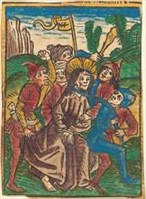Christ lead to Prison, c. 1490.