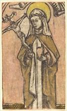 Saint Brigitta?, c. 1460/1470.