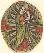 Madonna and Child, c. 1450/1470.