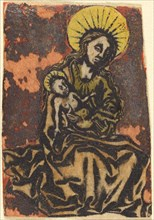 Madonna and Child, c. 1480.