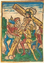 Raising the Cross, c. 1490.