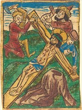 Christ Nailed to the Cross, c. 1490.
