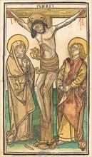 Christ on the Cross, c. 1485.
