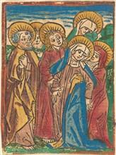 Madonna Overcome, c. 1490.
