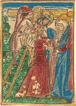 Descent from the Cross, c. 1490.