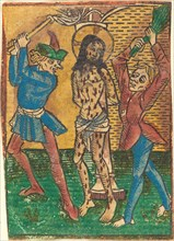 Scourging of Christ, c. 1490.