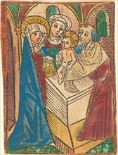 Presentation, c. 1490.