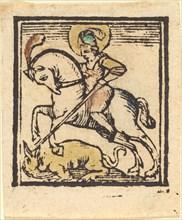 Saint George, c. 1475.