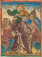 Mocking of Christ, c. 1490.