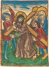 Christ Bearing the Cross, c. 1490.