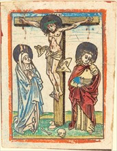 Christ on the Cross, 1480/1490.