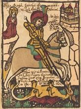 Saint George, c. 1460/1470.