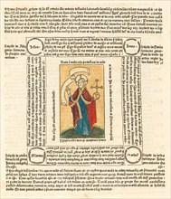 Christ as Salvator Mundi, c. 1475.