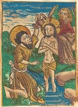 Baptism, c. 1490.