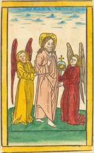 Christ as Salvator Mundi, c. 1485.
