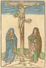Crucifixion, 1483.