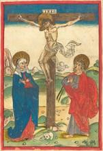 Christ on the Cross, c. 1490.
