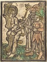Saint Sebastian, c. 1480.