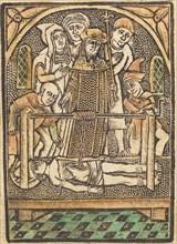 Saint Erasmus, c. 1470/1480.