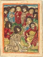 Christ Washing the Apostles' Feet, c. 1480.