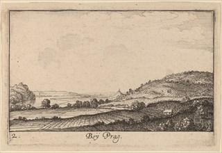 Near Prague, 1635.