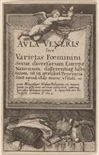 Aula Veneris: Title Page, 1644.