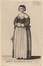 Opificis Parisiensis Vxor, 1643.