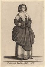 Matrona Parisiensis, 1643.