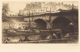 Pont Neuf, 1901.