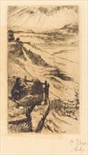 American Quarries, near Paris (Carrieres d'Amerique, pres Paris), 1898.