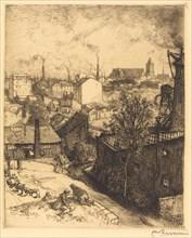 Souvenir of St. Denis (Souvenir de Saint-Denis).