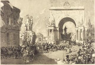Fêtes jubilaires de Bruxelles, 1883/1890.